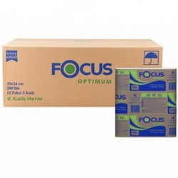 Focus Dispenser Havlu Eko
